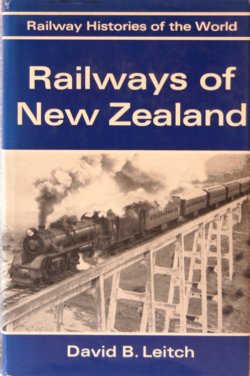 Railways of New Zealand