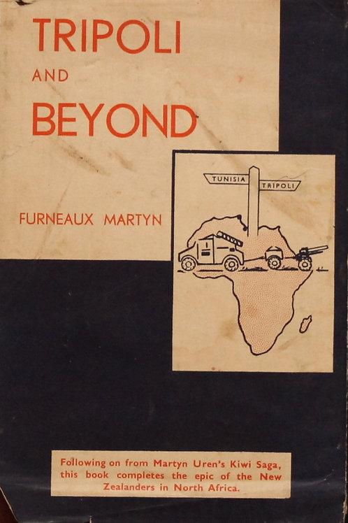 Tripoli and Beyond