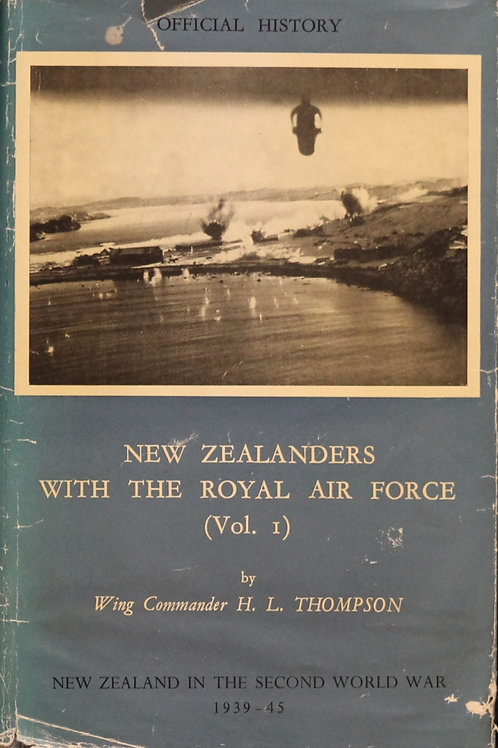 NZers with the RAF vol 1