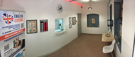 kantor wnętrze