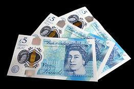 Banknot 5 Funtów