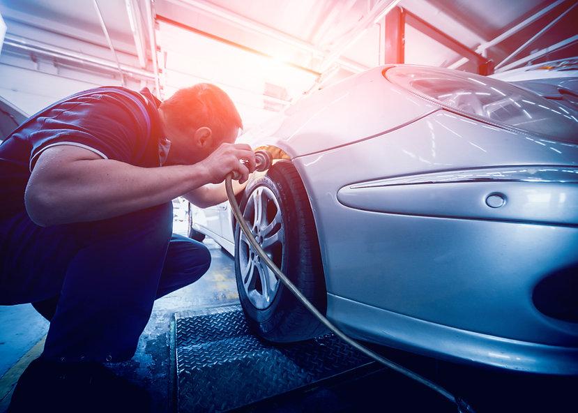 הכנה לטסט טיפול לרכב מוסך היוזמים