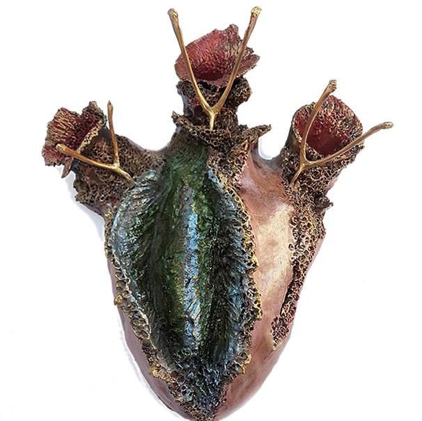 Wish Heart (sold)
