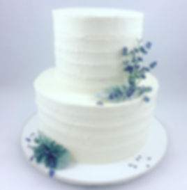 Gateau de mariage Meringue & Confettis