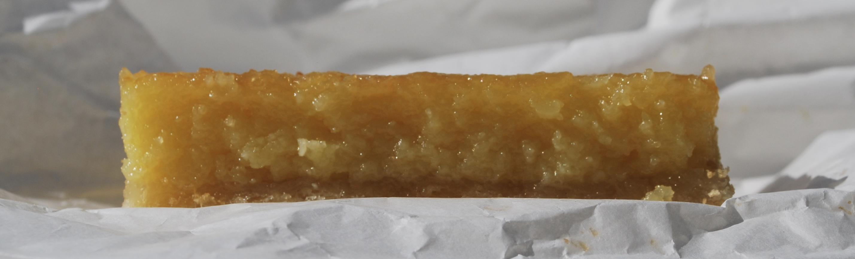 """carré """"crème brûlée"""""""