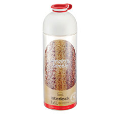 בקבוק למזון יבש 1.6 ל' אינטרלוק