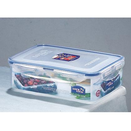 קופסת פלסטיק 1.6 ליטר לוק&לוק