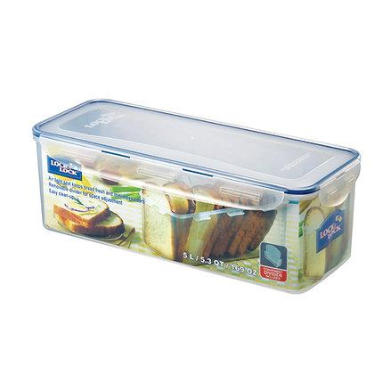 קופסא לאחסון לחם 5 ליטר לוק&לוק