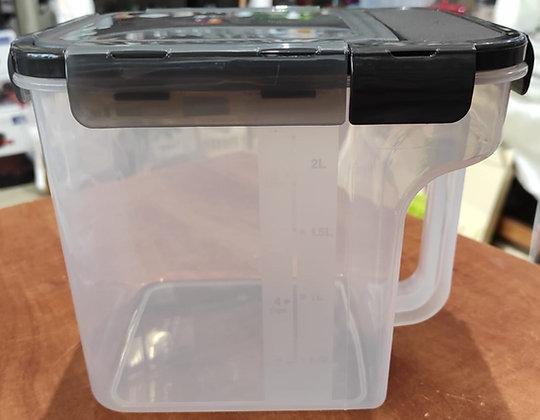 קופסא הרמטית למזווה 2.5 ל' לוק אנד לוק
