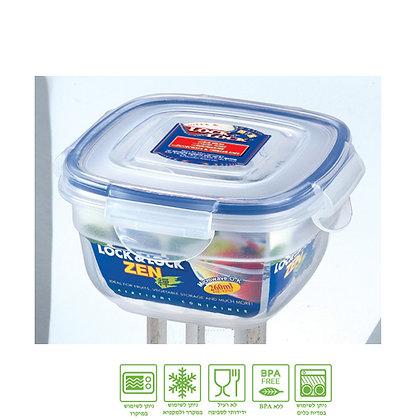 """קופסת מזון בנעילה הרמטית 260 מ""""ל"""