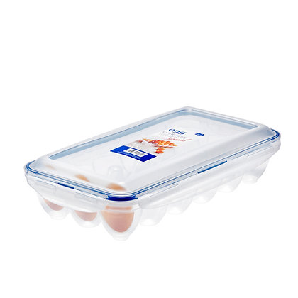 קופסא לאחסון 18 ביצים לוק&לוק