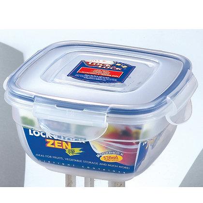 """קופסת מזון בנעילה הרמטית 520 מ""""ל"""