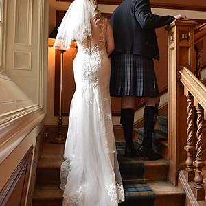 Cringletie Wedding