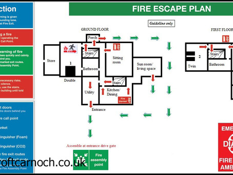Fire Safety at the Farmhouse