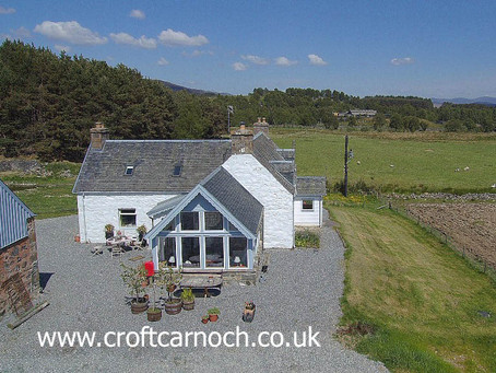 Croftcarnoch – Open for business again