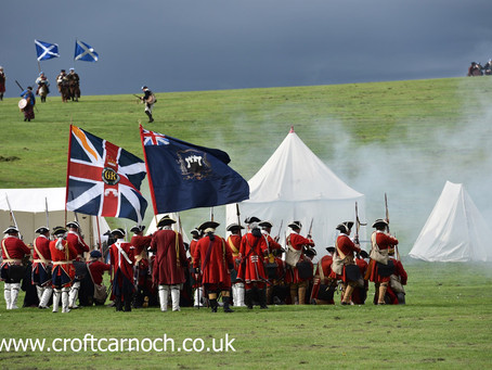 Be part of the history of the Highlands