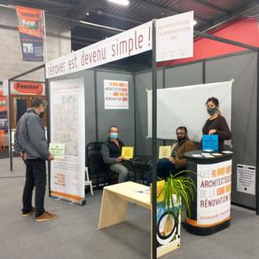 Salon de l'habitat Micropolis Besançon 2020