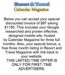 R&T_Calendar offer