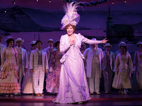 Spend a evening with Dolly, she will keep you laughing, truly great musical theater!