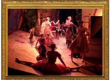 RudolfNureyev and Ballet St Petersburg