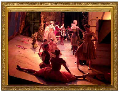 RudolfNureyev and Ballet                Saint Petersburg