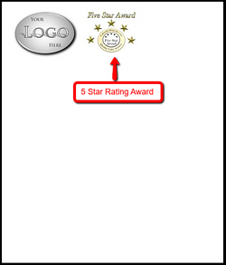 Your 5 Star Award.