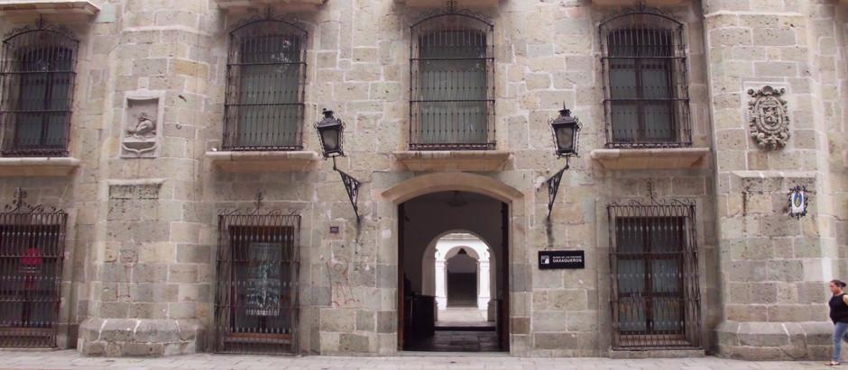 Museo de los pintores oaxaqueños. (MUPO)