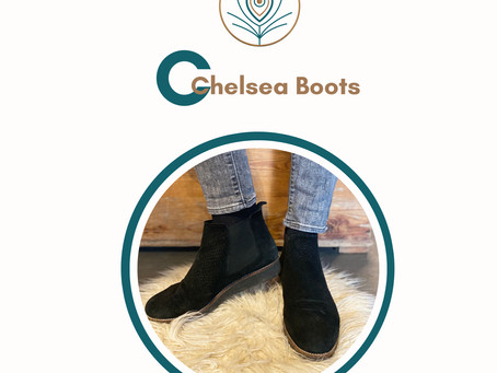 Mode ABC - C wie Chelsea Boot