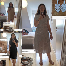 Online Stilberatung: Mix & Match Outfit Kombinationen