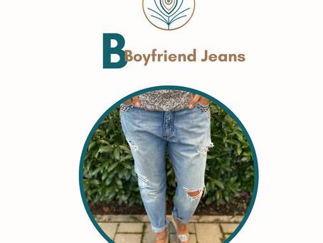 Mode ABC- B wie Boyfriend Jeans