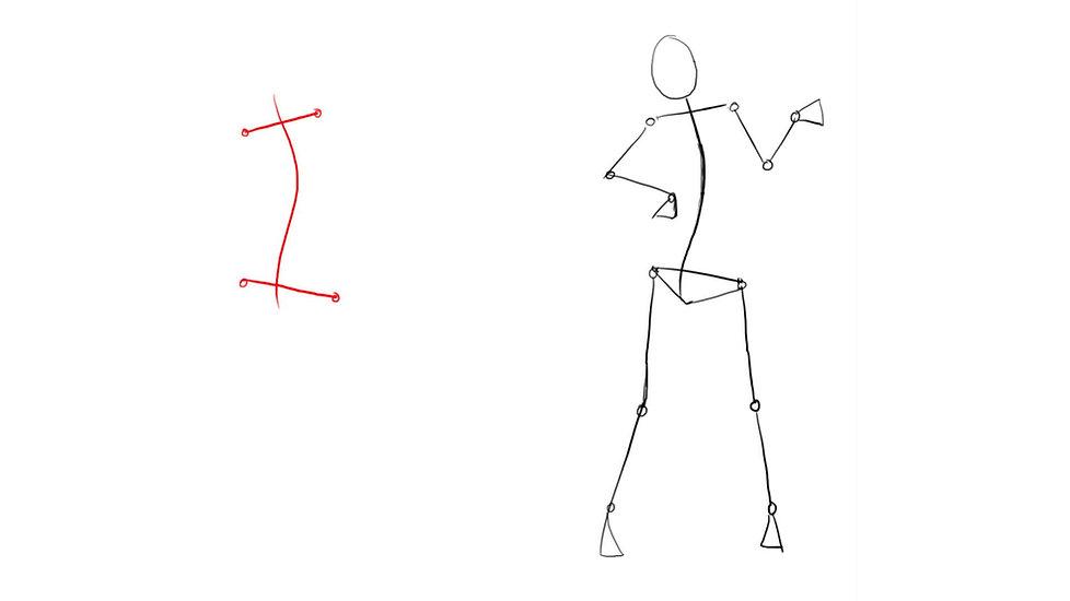 Apprendre à dessiner un personnage filai