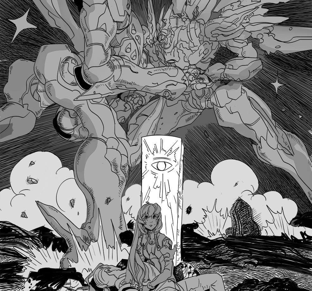 Illustration mecas