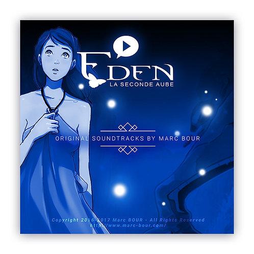 BANDE ORIGINALE (musiques) - Eden la seconde aube
