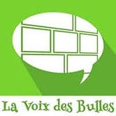 Logo la voix des bulles