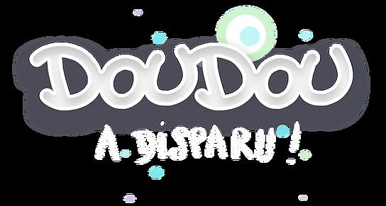 Logo Doudou a Disparu Axendre