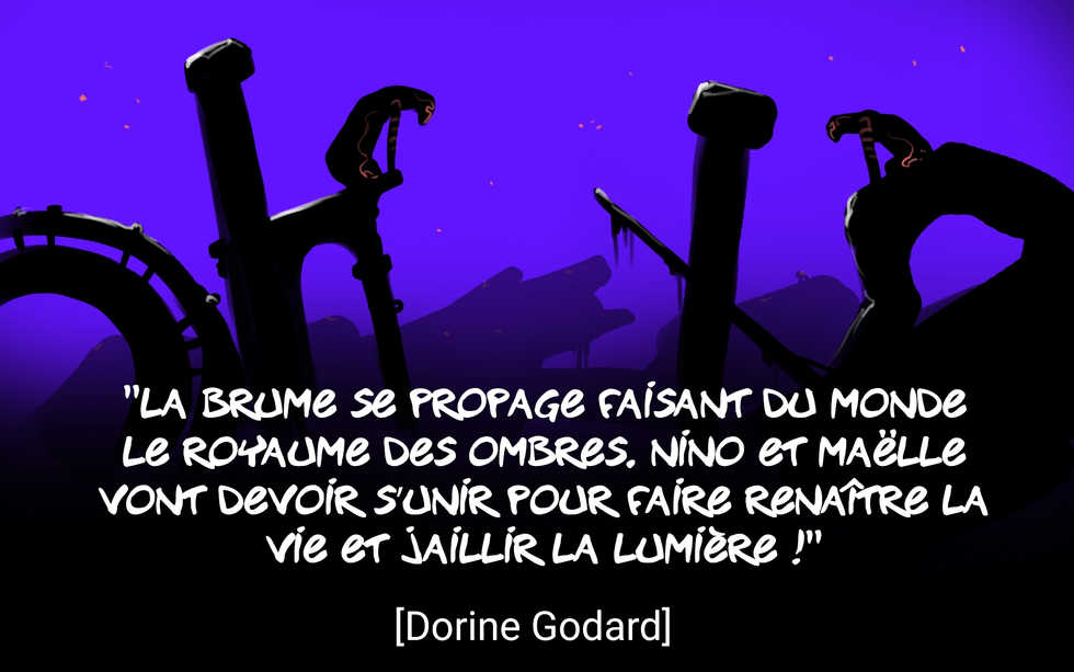 Royaume des ombres