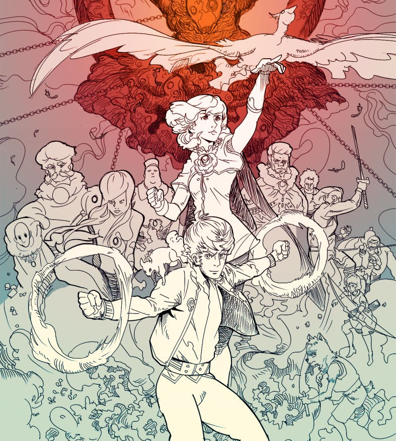 Altima breaker illustration divine