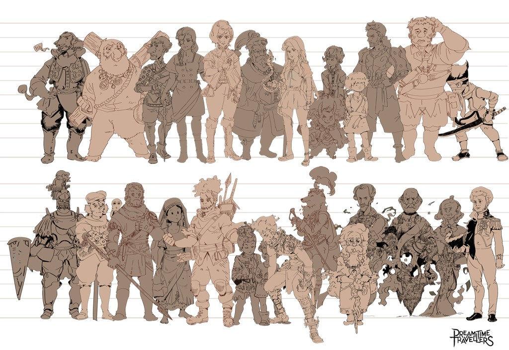 Concept art Altima Breaker