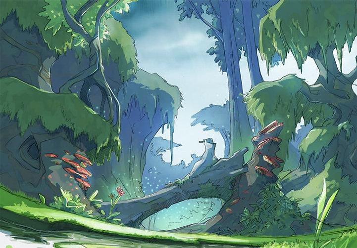 Illustration finale décors