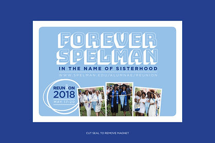 2018 Spelman College Reunion Save-The-Da