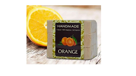 Orange Bath Bar (Pack Of 3)