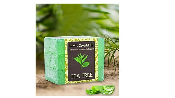 Tea Tree Bath Bar (Pack of 3)