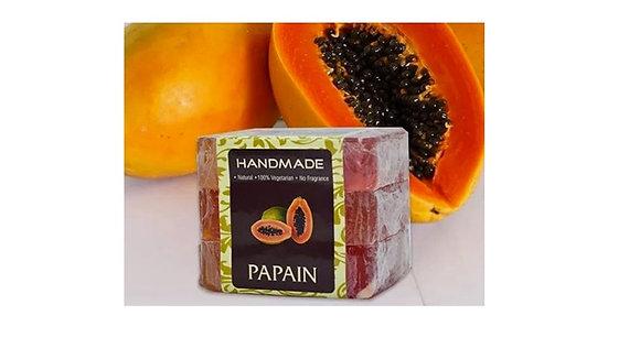Papain Bath Bar (Handmade)