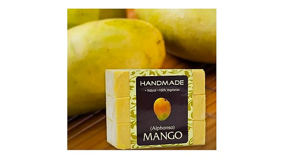 Mango Bath Bar (Pack Of 3)