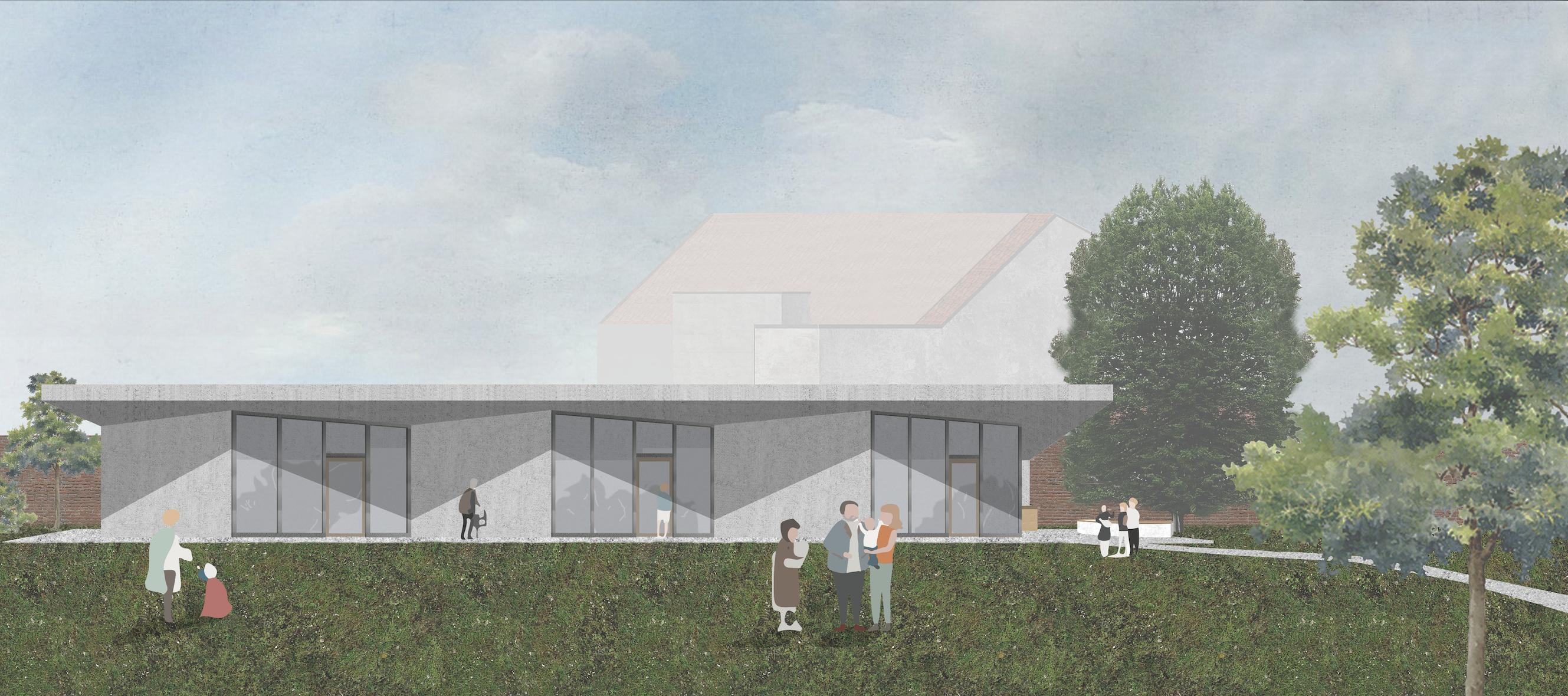 Martens Van Caimere Architecten_Heiveld_