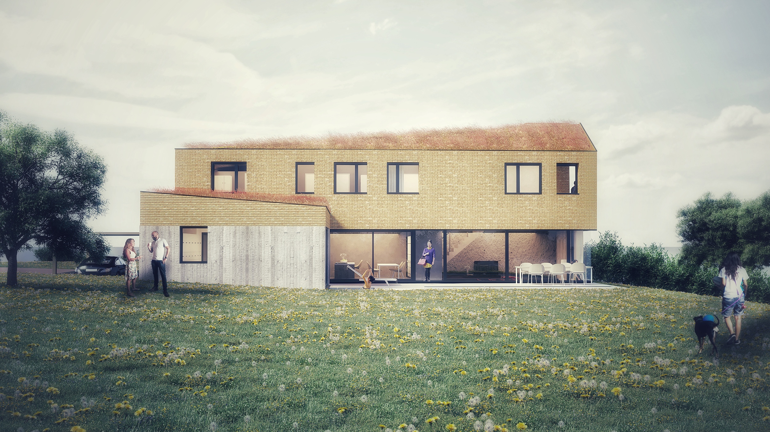 Martens Van Caimere Architecten_Nederhol