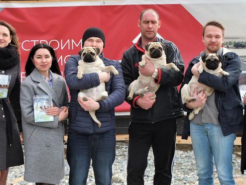 22 апреля 2014 г ЕКАТЕРИНБУРГ Региональная выставка собак всех пород ранг САС КЧФ *** ФАВОРИТЫ УРАЛА