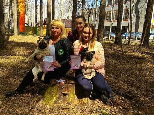 12 мая 2018 Екатеринбург                                        Выставка собак всех пород