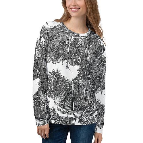 """""""Apocalypse"""" Unisex Sweatshirt"""