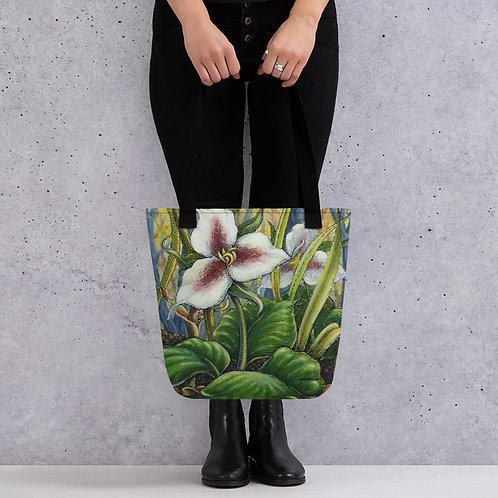 """""""Trillium"""" Tote bag"""